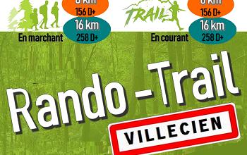 Photo of Rando Trail de Villecien 2019 (Yonne)