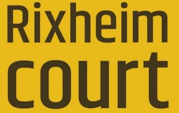 Photo de Rixheim court 2020 (Haut Rhin)