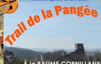 Photo de Trail de La Pangée 2020, La Baume-Cornillane (Drôme)