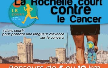 Photo de La Rochelle Court Contre le Cancer 2020 (Charente Maritime)