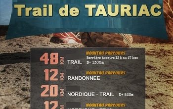 Photo of Trail de Tauriac 2019 (Tarn)