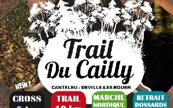 Photo of Trail du Cailly 2020, Canteleu (Seine Maritime)