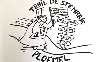 Photo de Trail de Sainte-Marie 2021, Ploemel (Morbihan)