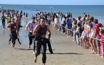 Photo de Triathlon de Damgan 2019 (Morbihan)