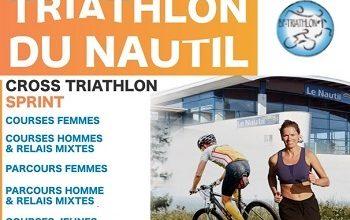 Photo de Triathlon du Nautil 2021, Pontault-Combault (Seine et Marne)