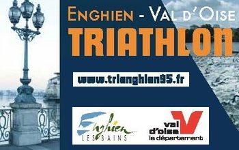 Photo de Triathlon Enghien Val d'Oise 2020, Enghien-les-Bains