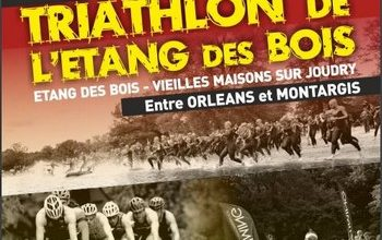 Photo de Triathlon de l'Etang des Bois 2020, Vieilles-Maisons-sur-Joudry (Loiret)