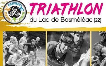 Photo de Triathlon de Bosméléac 2021, Allineuc (Cotes d'Armor)