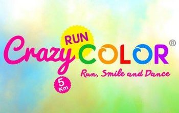 Photo of Crazy Run Color 2019, Oyonnax (Ain)
