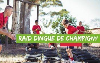 Photo of Raid Dingue de Champigny 2019, course à obstacles, Champigny-sur-Marne (Val de Marne)