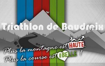Photo de Triathlon de Baudreix 2020 (Pyrénées Atlantiques)