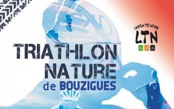 Photo de Triathlon nature de Bouzigues 2020 (Hérault)
