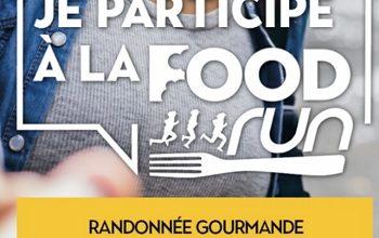 Photo of Food Run, joyeuse course du circuit court 2019, Evreux (Eure)
