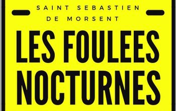 Photo of Foulées Nocturnes 2020, Saint-Sébastien-de-Morsent (Eure)