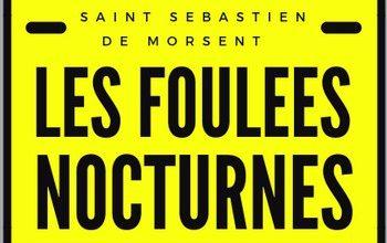 Photo of Foulées Nocturnes 2019, Saint-Sébastien-de-Morsent (Eure)