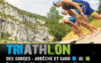 Photo of Triathlon des Gorges de l'Ardèche 2019, Saint-Martin-d'Ardèche