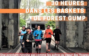 Photo of 30h dans les baskets de Forest Gump 2020, Nancy (Meurthe et Moselle)
