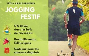 Photo of Jogging festif XRUN – Jupille 2020, Liège (Belgique)