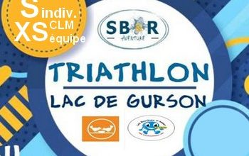 Photo of Triathlon et Trail du Lac de Gurson 2019, Carsac-de-Gurson (Dordogne)