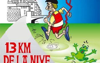 Photo of 13 Kilomètres de La Nive 2019, Bayonne (Pyrénées Atlantiques)