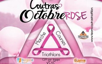 Photo of Courses et triathlon Octobre Rose Coutras 2019 (Gironde)