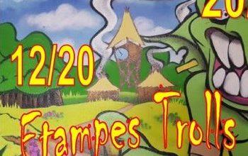 Photo of Etampes Trolls 2020, Etampes-sur-Marne (Aisne)