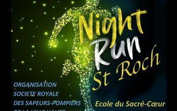 Photo of Run Night Saint Roch 2020, Thuin (Belgique)