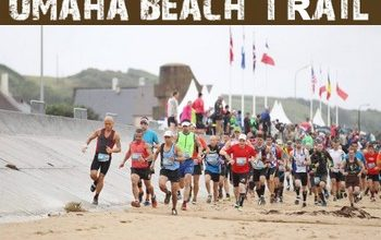 Photo of Omaha Beach Trail 2020, Colleville-sur-Mer (Calvados)