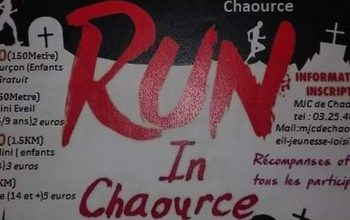 Photo of Run in Chaource 2019 (Aube)