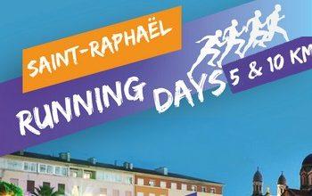 Photo of Saint-Raphaël Running Days 2020 (Var)
