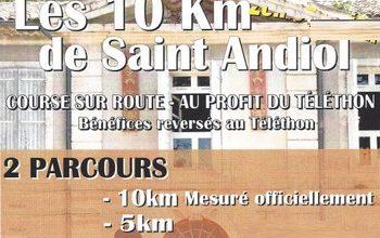 Photo of 5 et 10 km de Saint-Andiol 2020 (Bouches du Rhône)
