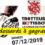 5 dossards Trotteuse-Tissot 2019 (Suisse)