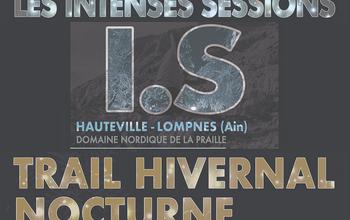 Photo of Trail Hivernal Nocturne de La Praille 2019, Plateau d'Hauteville (Ain)