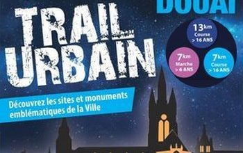 Photo of Trail urbain de Douai 2019 (Nord)
