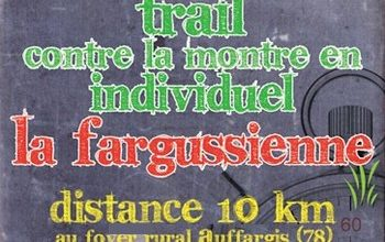 Photo of Fargussienne 2020, Auffargis (Yvelines)