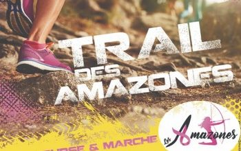 Photo of Trail des Amazones 2020, Saint-Jean-du-Pin (Gard)