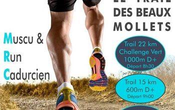 Photo of Trail des beaux mollets 2020, Lamagdelaine (Lot)