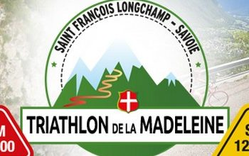 Photo of Triathlon de la Madeleine 2020, Saint-François-Longchamp (Savoie)