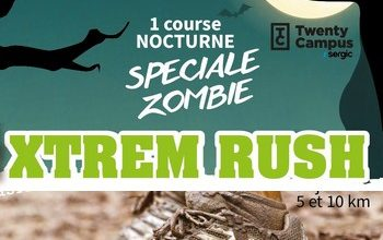 Photo de Xtrem Rush & Xtrem Rush Zombie 2020, course à obstacles, Pont-de-Metz (Somme)