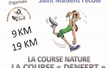 Photo of Course Denfert 2020, Saint-Maixent-l'École (Deux Sèvres)