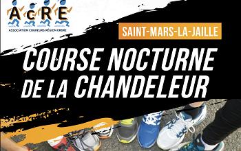 Photo of Cоursе nоcturnе dе lа Chаndеlеur 2020, Vallons-de-L'Erdre (Loire Atlantique)