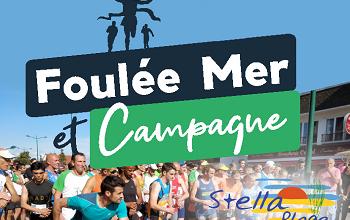 Photo of Foulée Mer et Campagne 2020, Cucq (Pas de Calais)