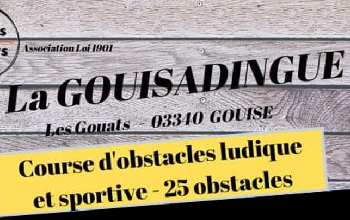 Photo of Gouisadingue 2020, course à obstacles, Gouise (Allier)