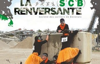 Photo of Renversante SCB 2020, course à obstacles, Bévenais (Isère)