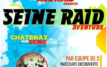 Photo of Seine Raid Aventure 2020, Châtenay-sur-Seine (Seine et Marne)