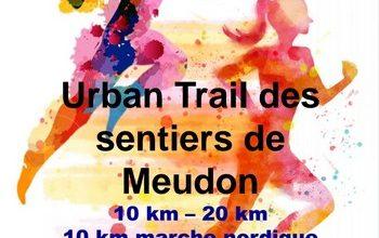 Photo de Urban Trail des Sentiers de Meudon 2020 (Hauts de Seine)