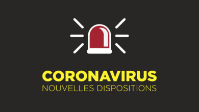 Photo de Coronavirus COVID-19 et footing à partir du 11 mai