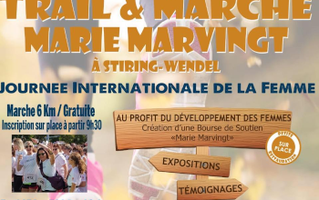 Photo of Trail Marie Marvingt 2020, Stiring-Wendel (Moselle)