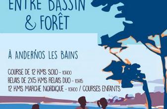 Photo de Course nature Entre Bassin et Forêt 2020, Andernos-les-Bains (Gironde)