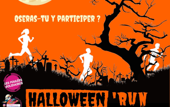 Photo de Halloween'Run 2020, Augers-en-Brie (Seine et Marne)